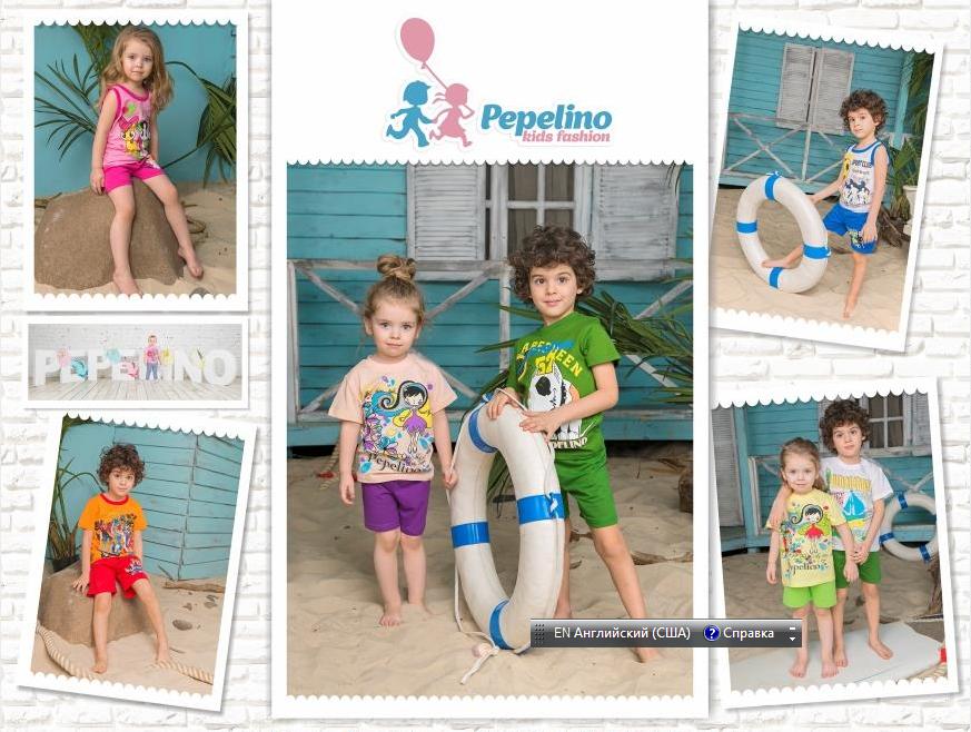Сбор заказов. Детская одежда Pepelino для детей 3-7 лет.Выкуп-1. Высококачественная повседневная одежда из 100 % хлопка
