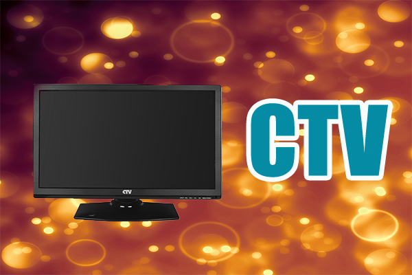 На рынок выходят новые профессиональные мониторы CTV!
