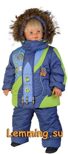 Сбор заказов. Веселый Лемминг. Детские костюмы осень-зима-весна. Без рядов, удобные галереи. Выкуп 1/15