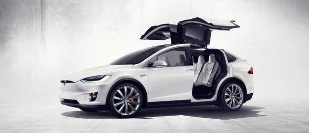 Tesla Motors �������-�� ������������ ���� ������ ��������� Model X