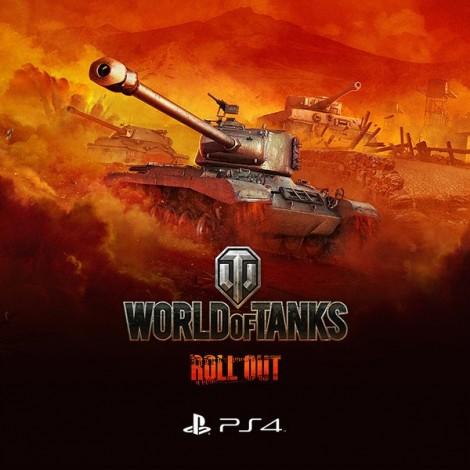 Стартует открытый бета-тест World of Tanks на Sony PlayStation 4