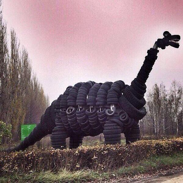 Покрышкозавр