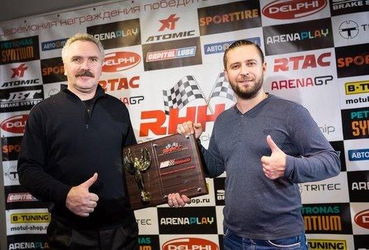 Новости партнеров: NRING - лучшая гоночная трасса России 2015!!!