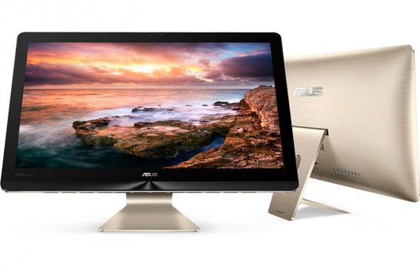 Моноблок ASUS Zen AiO Pro претендует на лавры iMac