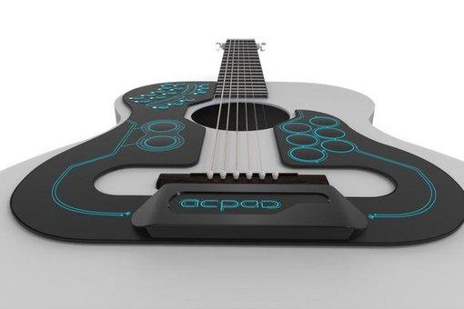 ACPAD MIDI-контроллер, который превратит вашу гитару в оркестр