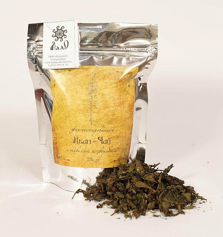 Иван чай. Внимание , находка для женщин - чай с манжеткой