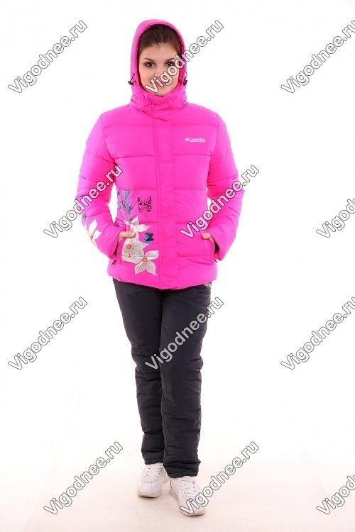 Сбор заказов. Горнолыжные женские костюмы, копии брендов 1560+оргсбор! Без рядов-4