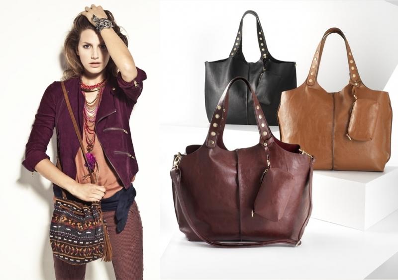 Сбор заказов.Самые модные сумки! А также ремни, кошельки,палантины ! Parfois,Milagros,Talbots и др. Цены от 99 руб
