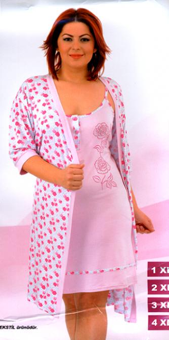 Сбор заказов. Турецкая одежда для сна и отдыха для женщин. Без рядов. 4.