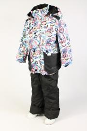 Сбор заказов. Новая весенняя коллекция, нестандартные принты. Верхняя одежда с водоотталкивающим покрытием. Утеплитель te=rmofi=nn - рекомендован для пошива детской одежды. Размеры 80-156. Костюмы, комбезы, куртки, плащи, ветровки, жилеты.