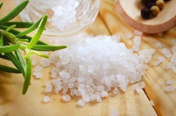 Лечение 10% солевым раствором!!!