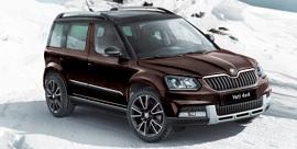 Автомобиль мечты идеален для русской зимы