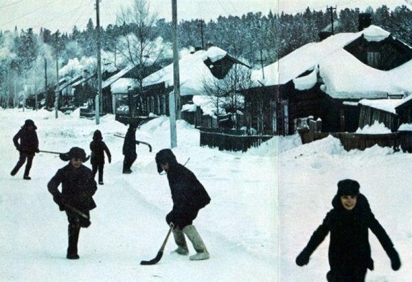 Ностальгия....Дети СССР были другими.