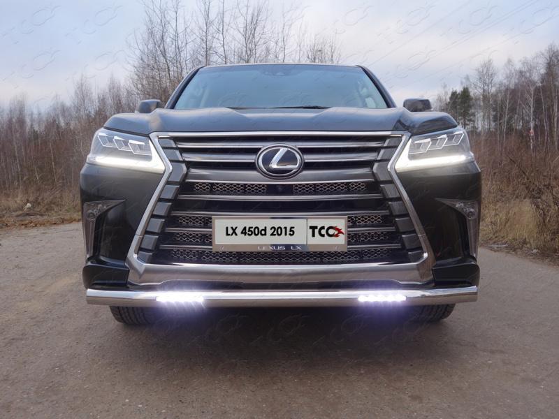 ����� ������� �������-������������� ������������ Lexus LX 450d 2015 �.