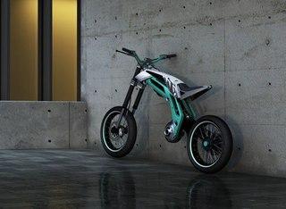 KTM Triks Bike
