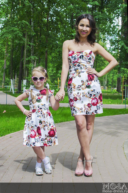 ���� �������. Family Look �� Mosa-Dress: ����+�����, ����+��� � ��� ������ - ������ ���� �������! � ��� �� �������� ��������� ��� �������. ���� 8.