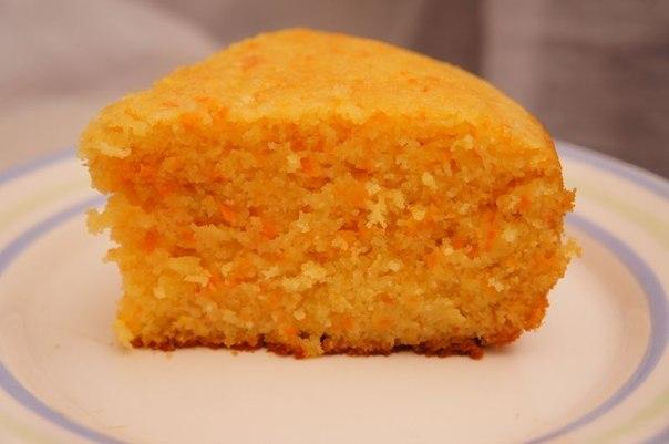 Пирог-десерт Маня Морковкина