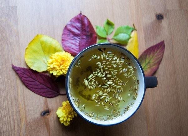 Чайный напиток для профилактики остеохондроза и заболеваний суставов
