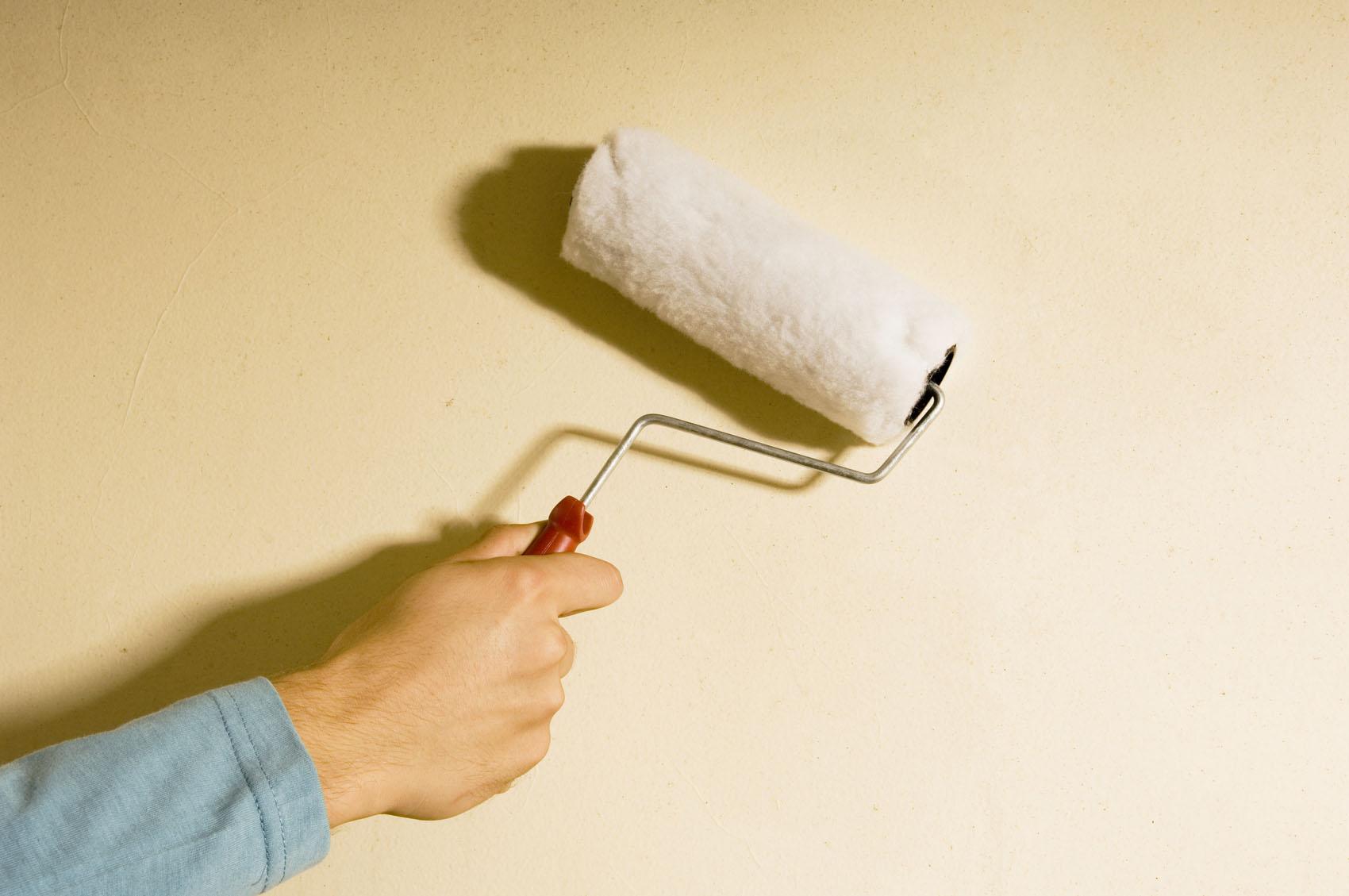 Рекомендации до покраски стен в квартире.