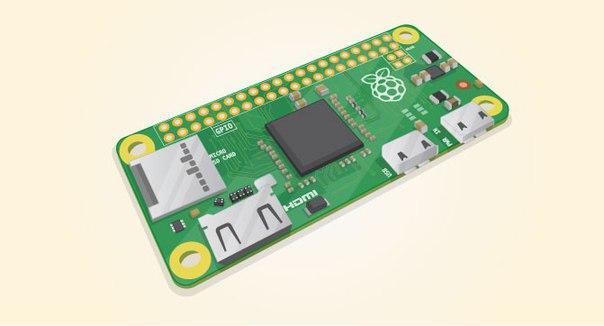 Raspberry Pi Zero новый компактный микрокомпьютер по цене всего $5
