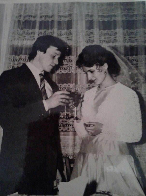 Серебряная свадьба...