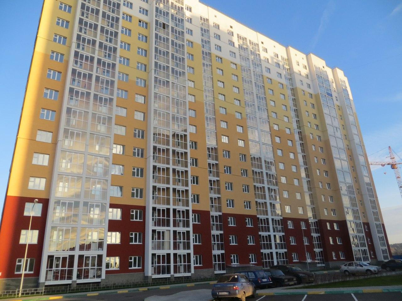 Продается с шикарным видом из окон на реку 1 комнатная квартира ЖК Юг от собственника по выгодной ценеБульвар Южный