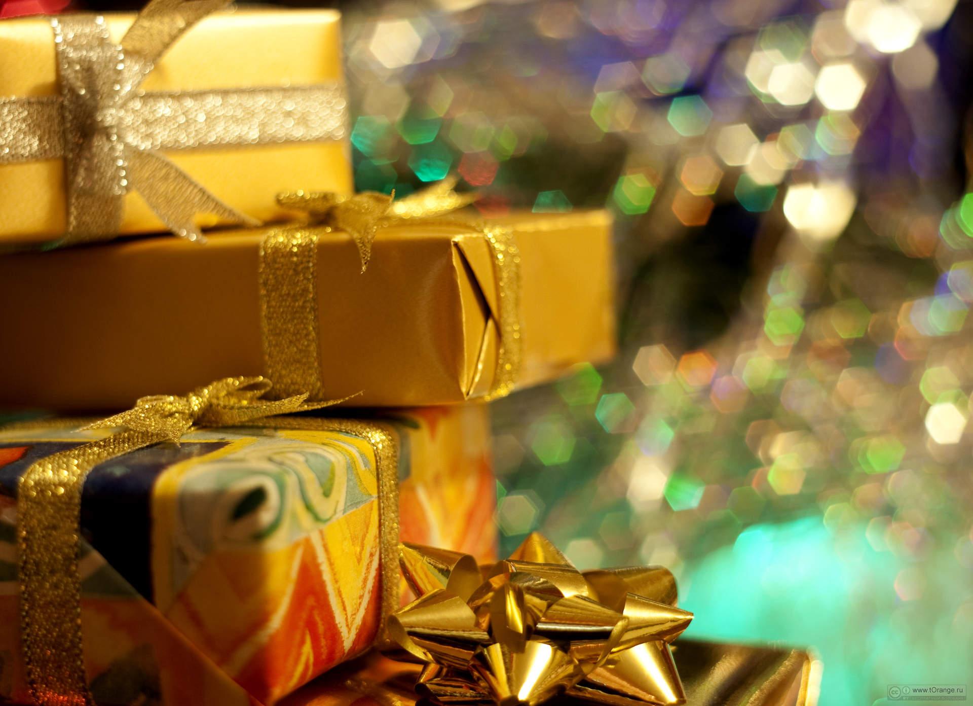 Какие подарки хотят на Новый год жители Нижнего Новгорода