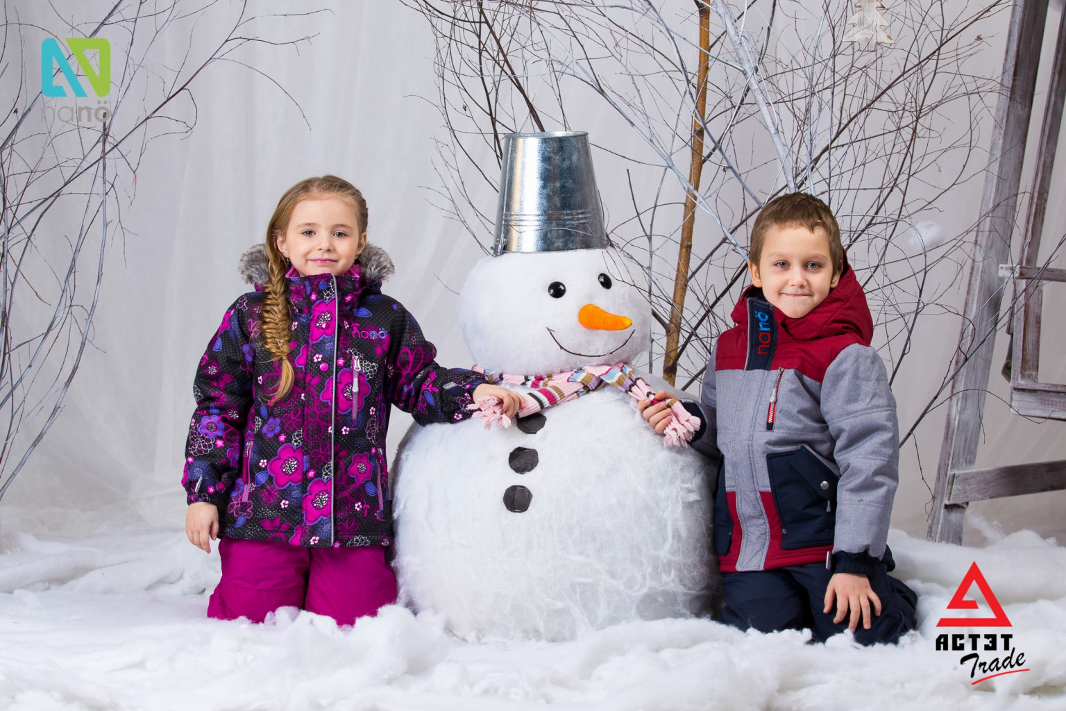 Сбор заказов. Яркое N a n o - детство из Канады. Предзаказ Зима 2016-17. (Свободного склада и распродаж не будет!)