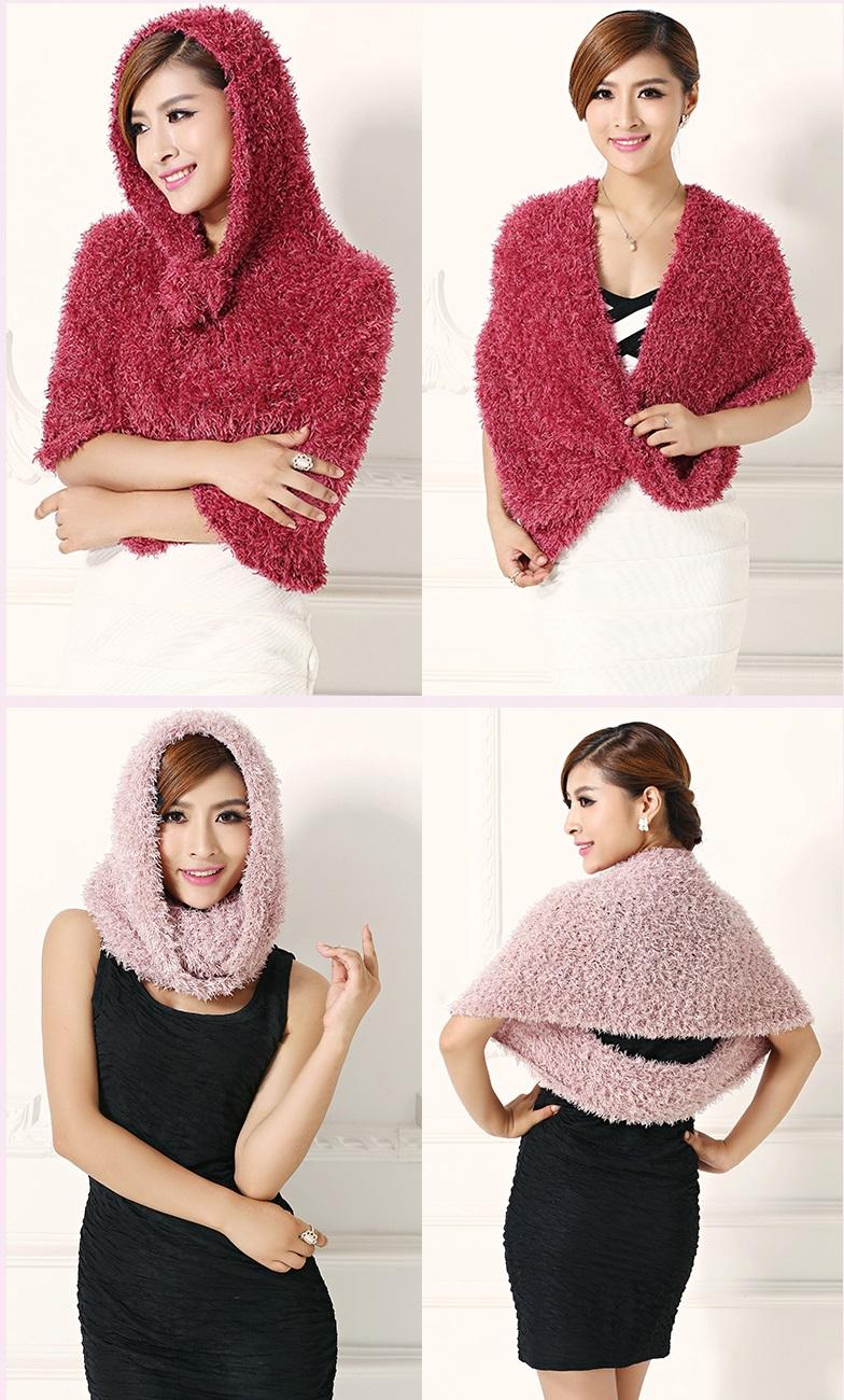 Девочки, кто участвовал в закупке Чудо шарф-трансформер, оставляем отзывы в теме