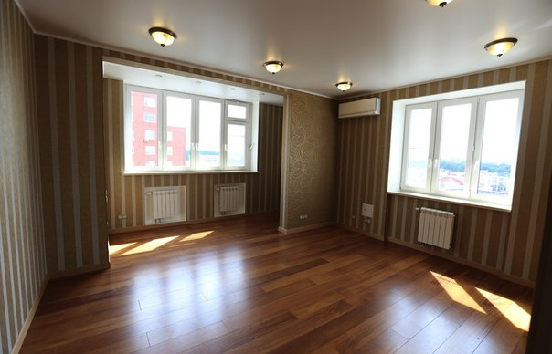 Ремонт квартир под ключ в Нижнем Новгороде. Отделка квартир.