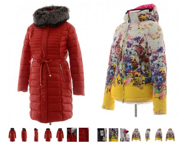 Fashion куртки-49. Разнообразная женская верхняя одежда на зиму и весну, от 38-го до 66-го размера. Есть хорошая горнолыжка почти даром!