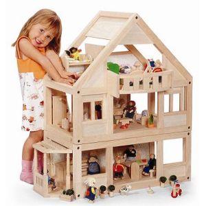 Пермская деревянная игрушка: кукольные домики и мебель, чайные домики и другие интересные товары для творчества и игры, для декора и развития ваших малышей.