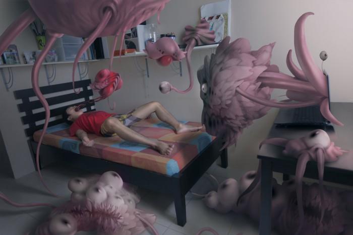 Что такое паралич сна?