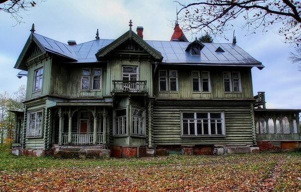 16 шедевров деревянного зодчества