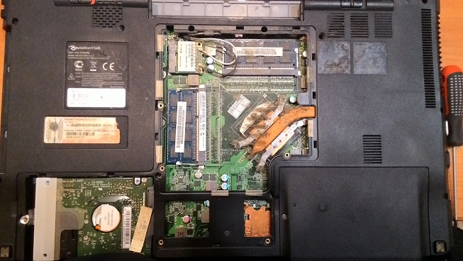 Packard Bell lx86