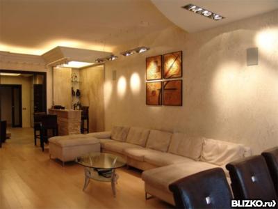 Ремонт квартир, офисов, помещений от 1500 рублей