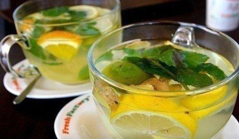 Имбирный чай для похудения и снижения аппетита - берем на заметку!