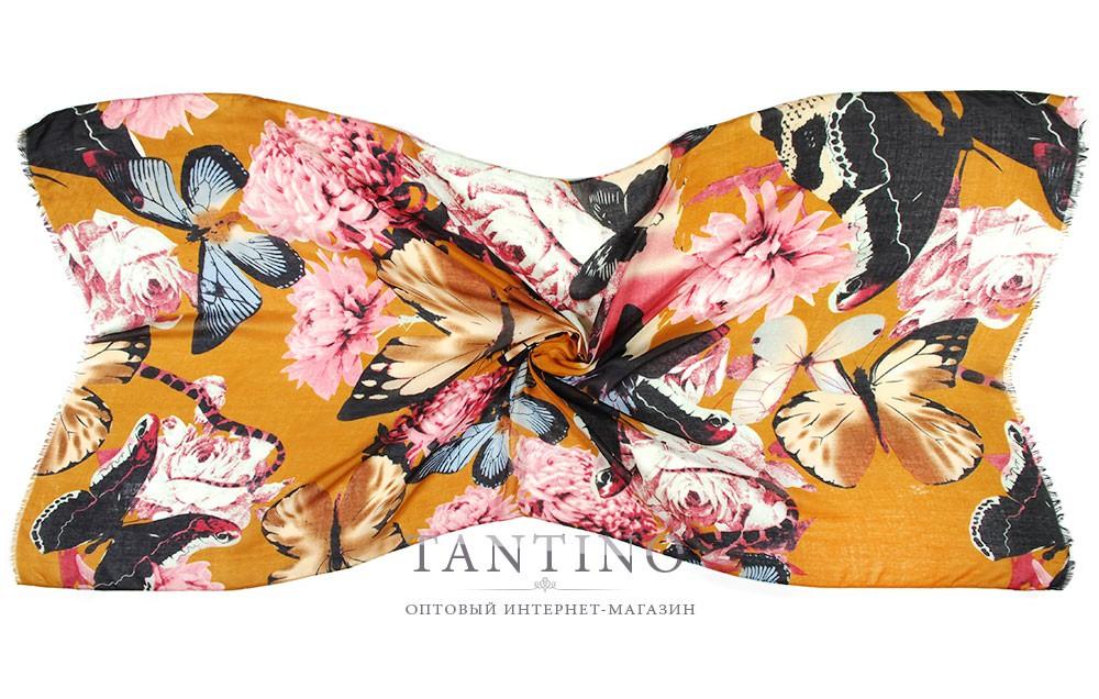 Палантины, платочки, шарфы, косынки. Цветовая гамма шикарная, выбор огромный