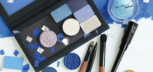 Just - потрясающая косметика для макияжа по привлекательным ценам - 17. ВВ крем, палитры теней, румян, помад, кисти для макияжа, магнитные кейсы.