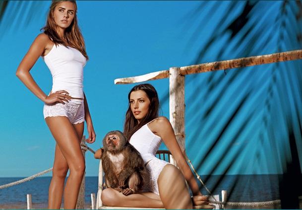 Сбор заказов. Нижнее белье, купальники и пижамы для всей семьи от американской марки Lowry 31. Есть только один