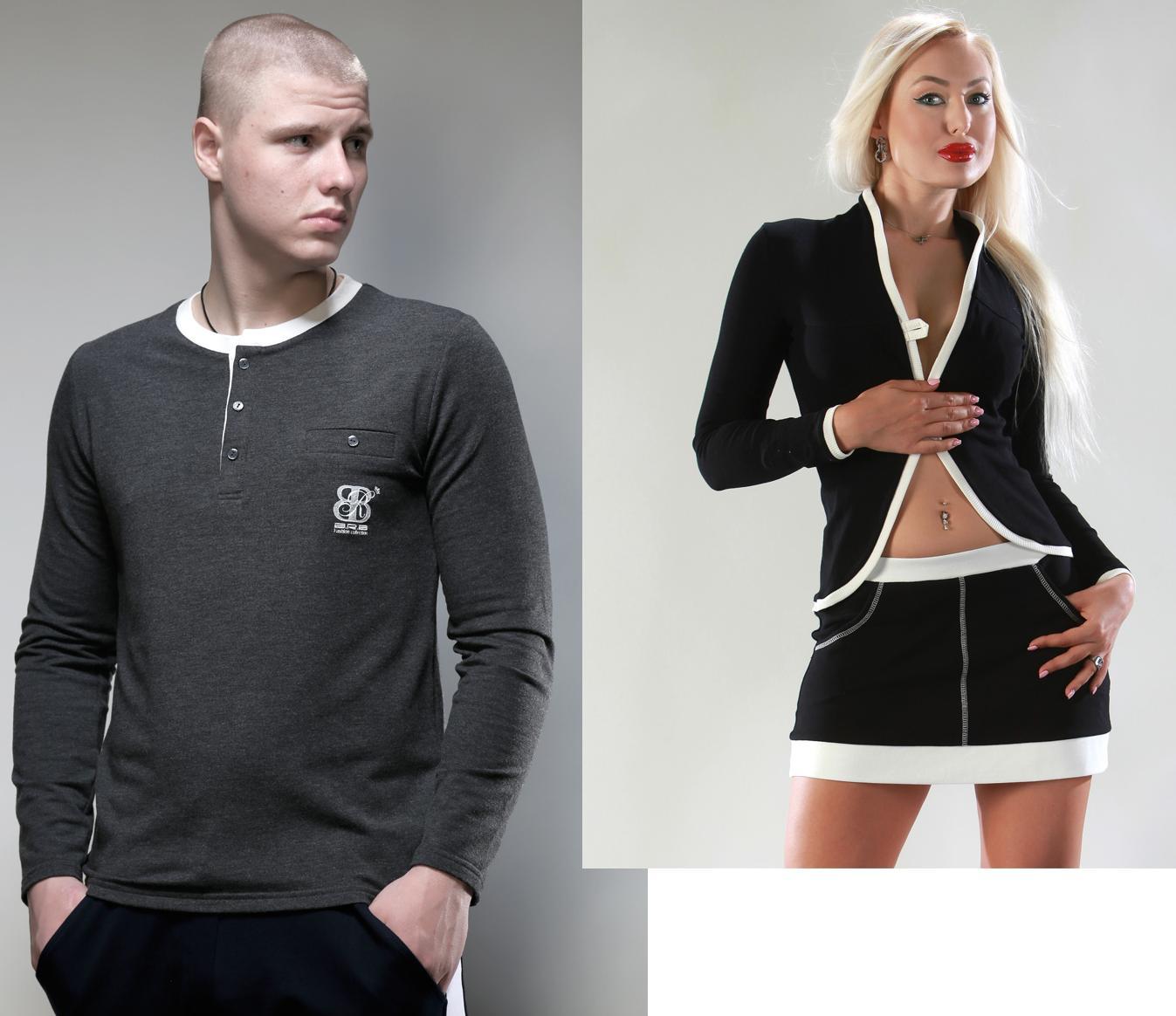 Модный женский и мужской трикотаж для молодых и стильных по ооочень привлекательным ценам. Без рядов!