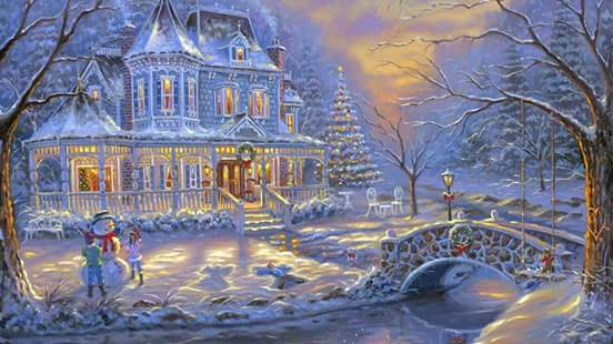 Пусть этот год принесет нам только самые яркие краски, а жизнь превратится в веселый творческий фейерверк...
