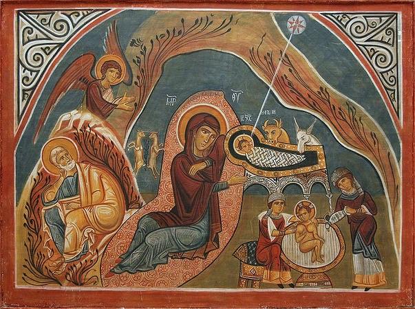 Христос рождается для всех( есть ли у Спасителя национальность).