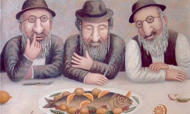 Случай в Пражской синагоге.