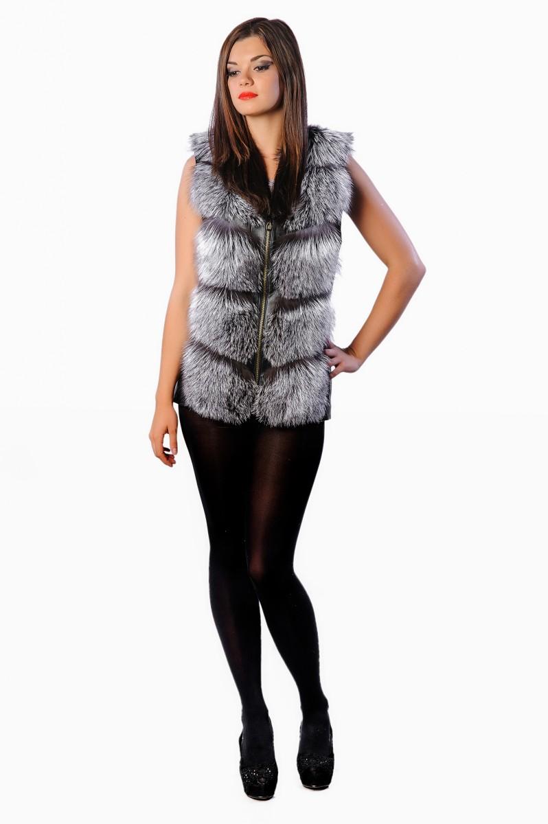 Меховые жилетки, куртки-трансформеры, пальто, шубки из 100% качественного натурального меха от 42 до 64 размеров от 6000 руб. Подробные фото