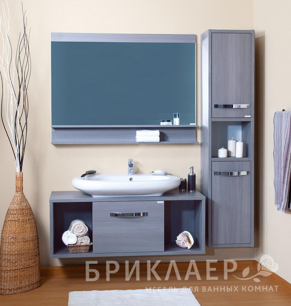 Сбор заказов. Для ванных комнат: тумбы, умывальники, пеналы, полупеналы, зеркала. 3D-фрезерование, патинирование, экологически чистые материалы. Мебель, которую выгодно покупать - 37