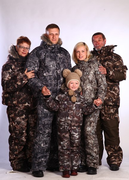 Сбор заказов. Одежда для охоты, рыбалки, активного отдыха и туризма. Спецодежда. Детская одежда - 17