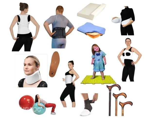 Сбор заказов.Ортопедические товары: подушки, корсеты, корректоры осанки, бандажи,фиксаторы, костыли, трости,опоры и др.Средства реабилитации.Больше 1000 наименований.Ортопедические изделия для стопы-6