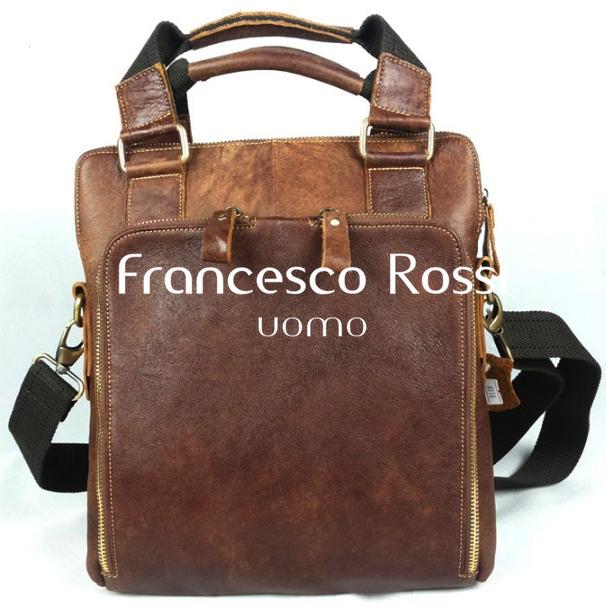Кожгалантерея для настоящих мужчин! F r @ n c e s c o R o $ $ i (Италия) - стильные сумки, портфели, рюкзаки, кошельки. Все из натуральной кожи! Эталон стиля. Выкуп 1/16.