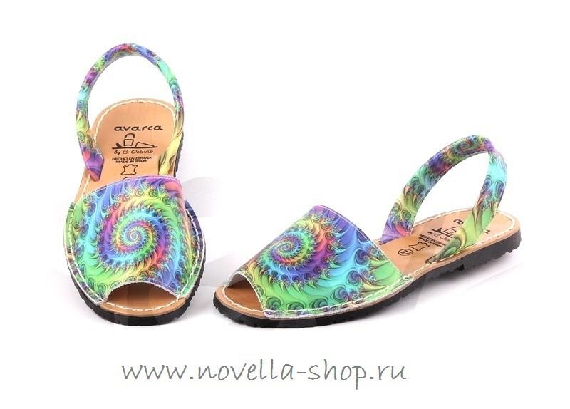 Сбор заказов. Новая коллекция летней Испанской обуви Абаркас от Av@rca. На танкетке, на рифленной подошве, есть детские модели. Выкуп-5